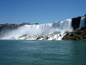 American Falls from Maid of the Mist