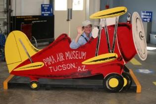 Erin Flies a Plane