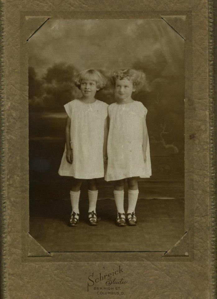 1921 - Eileen, Betty